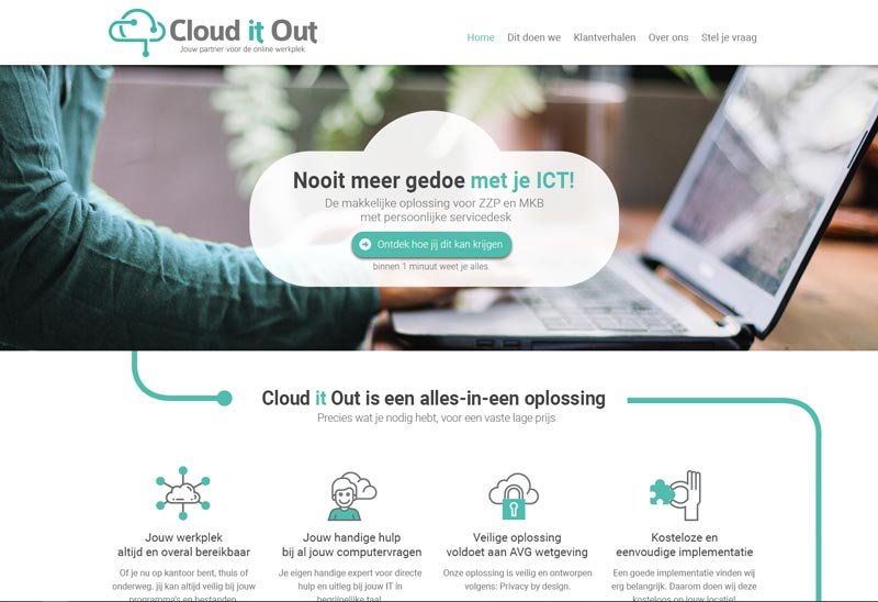 Cloud It Out - Jouw partner voor de online werkplek